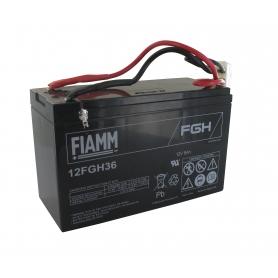 Batterie 12v 9a CASTELGARDEN - GGP 118120010/0