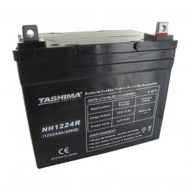Batterie 12v 24a TASHIMA NH1224R