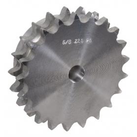 """Pignon duplex 25 dents chaîne 5/8"""" UNIVERSEL SD5825"""
