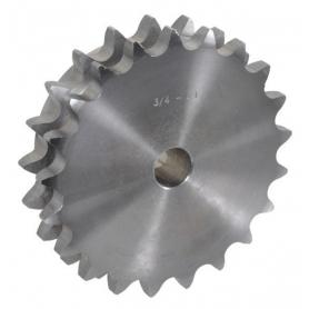 Pignon duplex 14 dents chaîne 3/4 UNIVERSEL SD3414