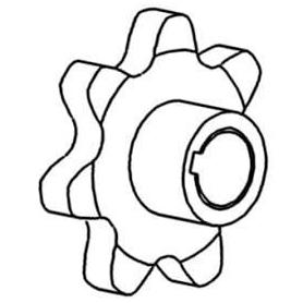 Pignon VAPORMATIC AV100652