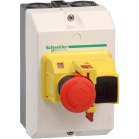 Boîtier SCHNEIDER-ELECTRIC GV2MCK04