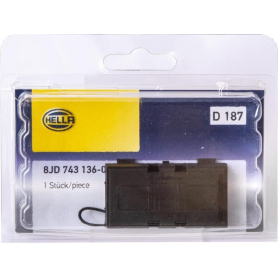 Porte-fusible HELLA 8JD743136001