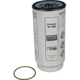 Filtre à essence MANN-FILTER PL420X