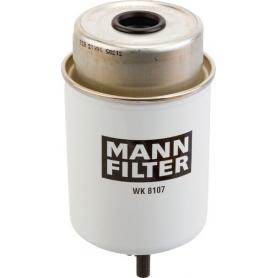 Filtre à essence MANN-FILTER WK8107