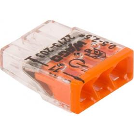 Cosse de batterie WAGO 2273203