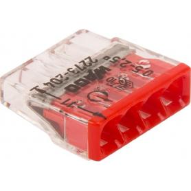Cosse de batterie WAGO 2273204