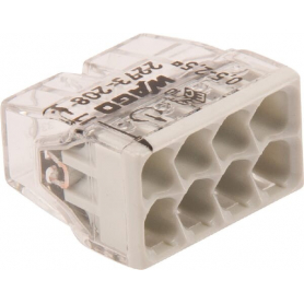 Cosse de batterie WAGO 2273208