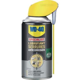 Lubrifiant pour serrure 250mL WD40 33303WD40FR