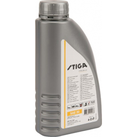Huile moteur SAE30 - 600ml STIGA 1111923401 - 1111-9234-01
