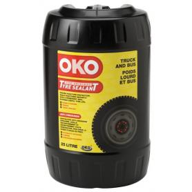 Liquide anti-crevaison pour poids lourds et bus 25L OKO WA71008