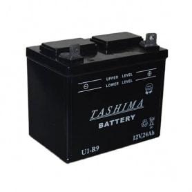 Batterie U1R9 + à droite