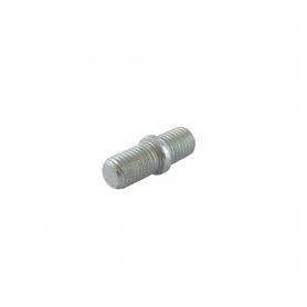 Adaptateur universel pour tête fil nylon mâle/mâle pas à gauche - M10 x 1,25 MG et M10 x 1,25 MG