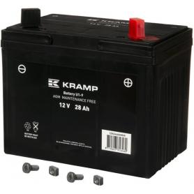 Batterie UNIVERSEL 12N244AGMKR