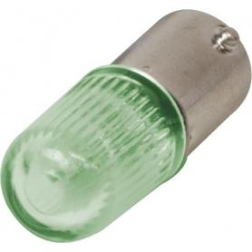 Ampoule verte NEW-ELFIN 010BA9NV220