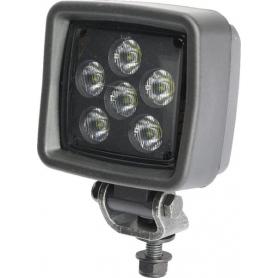 Phare LED carré 36W UNIVERSEL LA10206