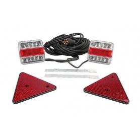 Kit de feux arrières LED magnétique GOPART LA65003
