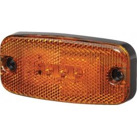 Feu de gabarit LED orange HELLA-VALUEFIT 2PS357008011