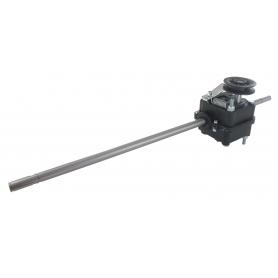 Boîtier de transmission CASTELGARDEN - GGP 118652001/0