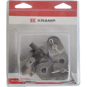 Kit de réparation de chaînes à rouleaux UNIVERSEL KRVECE100P002