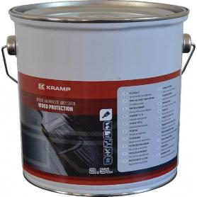 Peinture pour bois gris anthracite 2,5L UNIVERSEL 017116048258KR