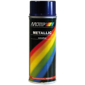 Vernis métallique violette 400mL MOTIP 04050