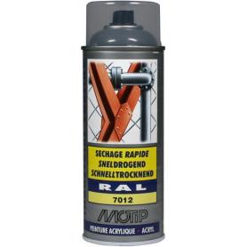 Peinture spray gris basalte MOTIP 07018