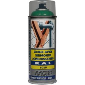 Peinture spray vert MOTIP 07145