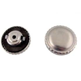 Bouchon de réservoir en métal diamètre intérieur 80 mm