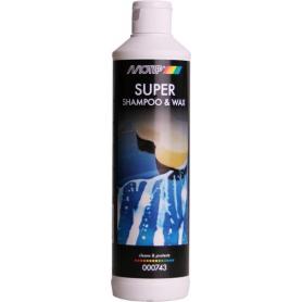 Shampoing automobile à la cire MOTIP 000743