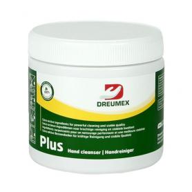 Savon gel à microbilles jaune 600mL DREUMEX 10106001004