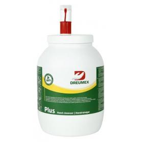 Savon gel à microbilles jaune 2,8L DREUMEX 10128001012