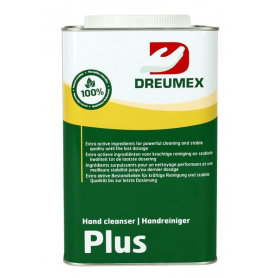 Savon gel à microbilles jaune 4,5L DREUMEX 10142001026