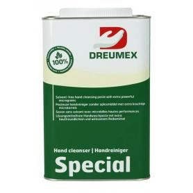Savon pâteux à microbilles blanc 4,2Kg DREUMEX 10442001033