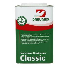 Savon gel à microbilles rouge 4,5L DREUMEX 10942001012