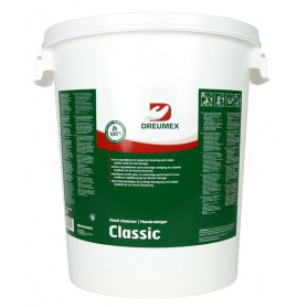 Savon gel à microbilles rouge 30L DREUMEX 10990301057