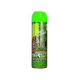Aérosol fluo vert Soppec