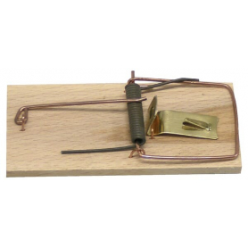 Tapette à souris en bois BROS 1704181402