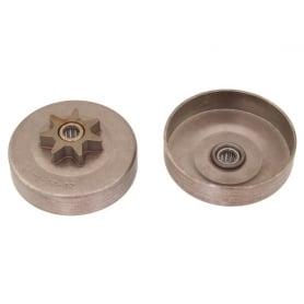 Pignon pour tronçonneuse Homelite 20 - 23 - 25 - 3300 - 3314 - 3316 - 3350 - 3800 - 3850 - D4150B - D4550B