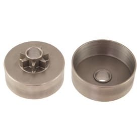 Pignon pour tronçonneuse Pioneer P38 - P41 - P42 - P51 - P52 - P60 - P62 - 700 - 750 - 1200 - 1750 - 1850 - 2270 - 3200