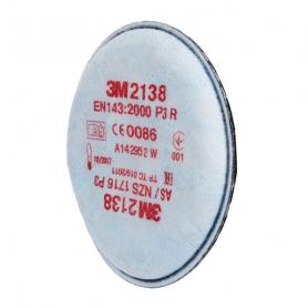 Filtre anti-poussière 3M 2138P02