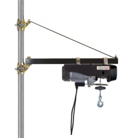 Potence pivotante 0,75m RIBITECH PP75500