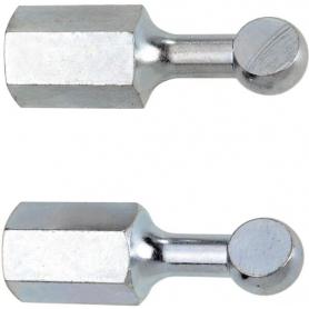 Embouts pour extracteur diamètre 12,5mm FACOM U23D12