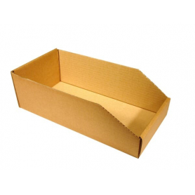Bac de rangement en carton VAPORMATIC VLD5713