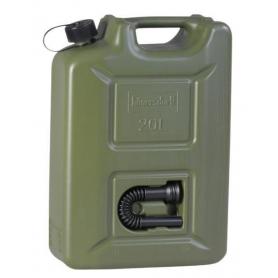 Jerrican plastique 20L vert HÜNERSDORFF JK8020