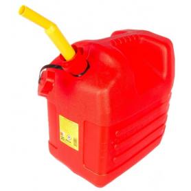Jerrican plastique 20L rouge EDA JK0101620R