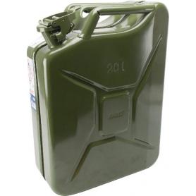 Jerrican métal 20L vert GOPART JK575075
