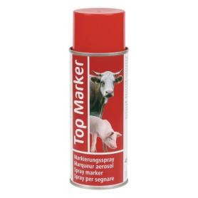 Spray de marquage rouge 200mL UNIVERSEL VV8015