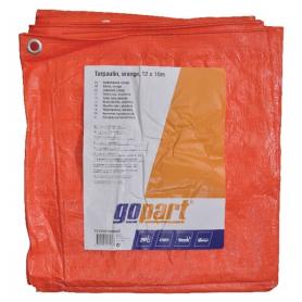 Bâche orange 12x10m GOPART T212001000GP
