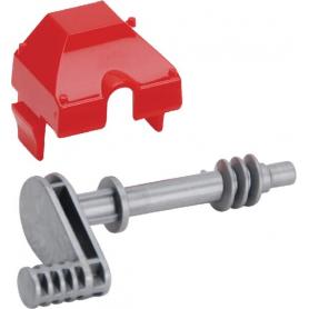 Manivelle et couvercle miniature BRUDER U42592